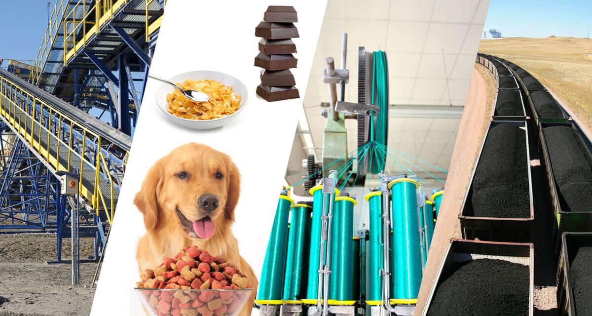 Bulk Material Handling | Thayer Scale - Hyer Industries