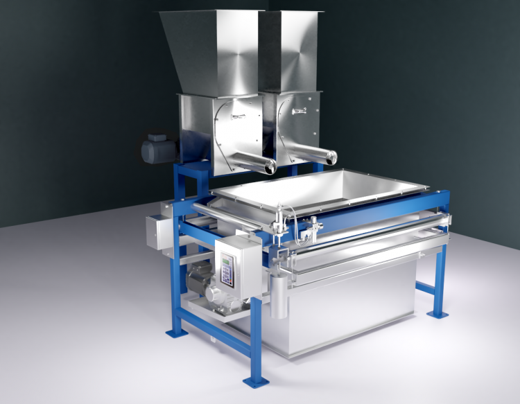 Ingredient Batching Systems