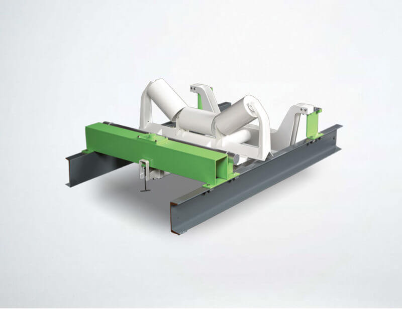 "1RF-3ASG ""QUARRY KING"" CONVEYOR BELT SCALE Feeders"