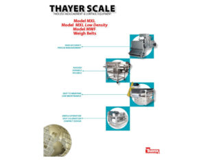 Different Types Of Material Handling Eqiupments Ppt Thayer Scale