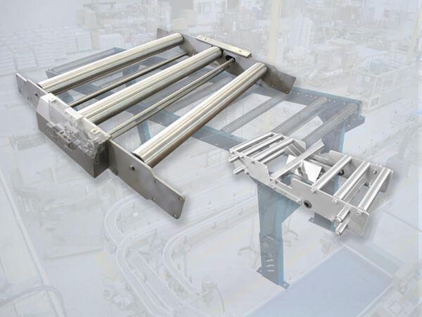 Flat Idler Conveyor Belt Scale | Conveyor Belt Scales