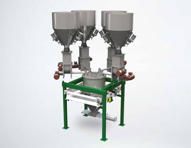 Ingredient Batching Systems | Batch Weighing System | Thayer Scale