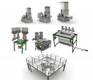 Ingredient Batching Systems | Thayer Scale | Batch Weight Systems