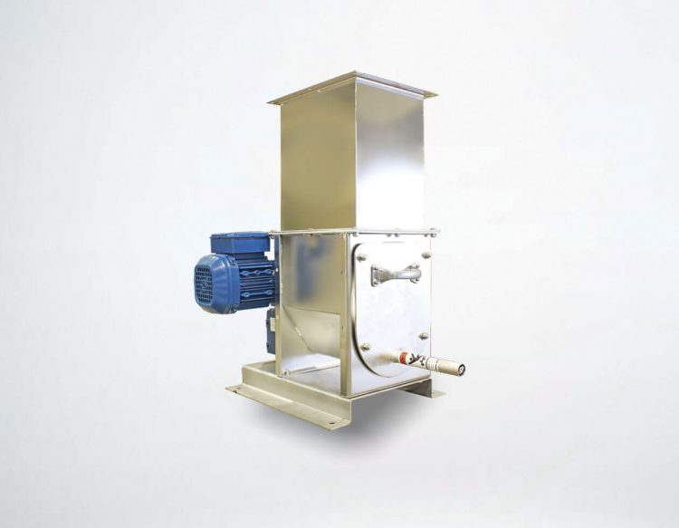 MSF-S1 Volumetric Screw Feeder for Powder | Volumetric Feeders