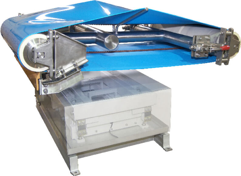 Weighscale Conveyor Diagram