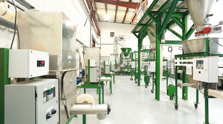 New Material Testing Center
